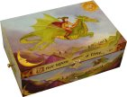 'Dragon's World' Enchanted Treasure Box
