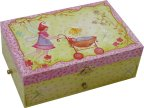 Enchantmints Tray Trove Musical Jewellery Box