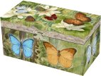 Enchantmints Butterflies Music Box