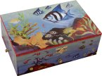Enchantmints Beneath The Sea Musical Jewellery Box