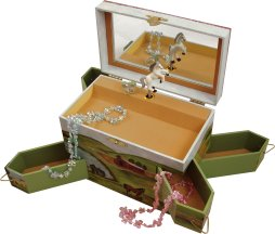 Pony Jewellery Box