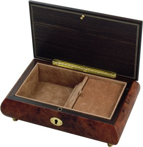 Musical Jewellery Boxes