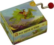Dragons World Music Box